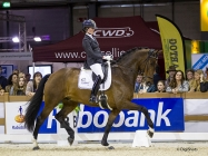 Lisanne en Dion Johnson Indoor Brabant